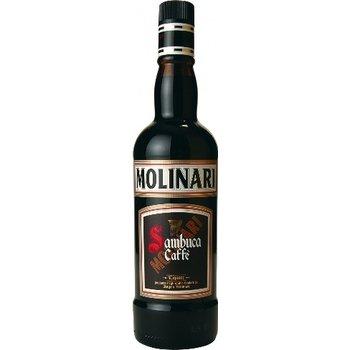 MOLINARI SAMBUCA CAFFE 0.70 ltr 40%