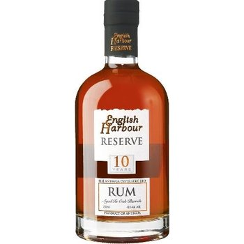 ENGLISH HARBOUR RESERVE 10 YEARS 0.70 Ltr 40%