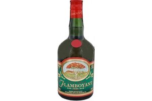 FLAMBOYANT GOLD 7 YEARS 0.70 Ltr 40% Rum Mauritius