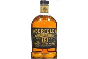 ABERFELDY 18 YEARS 1 Ltr 40%