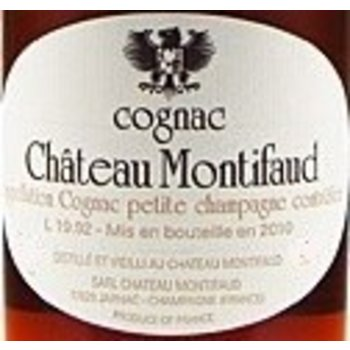 COGNAC CHATEAU MONTIFAUD NAPOLEON 0.35 Ltr 40 %