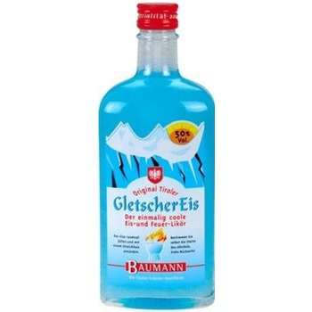GLETSCHER EIS & FEUERLIKEUR 0.70 Ltr 50 %