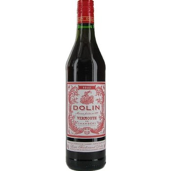 DOLIN VERMOUTH ROUGE 0.75 ltr 16%