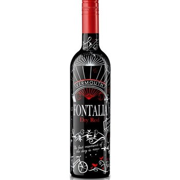 FONTALIA DRY RED VERMOUTH 0.75 ltr 15%