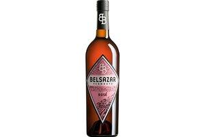 BELSAZAR ROSE 0.75ltr 17.5% vermouth uit Duitsland