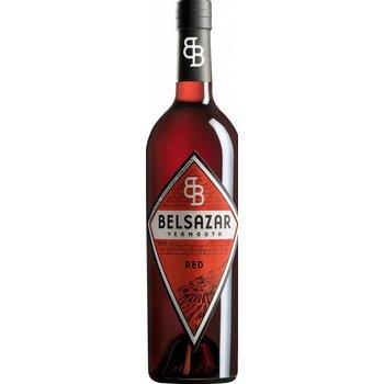 BELSAZAR RED 0.75ltr 18%