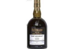 EL DORADO PORT MOURANT 1999 0.70 Ltr 61.4%