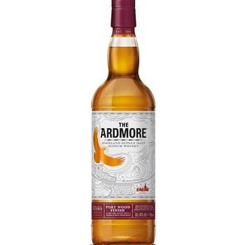ARDMORE 12 YEARS PORTWOOD 0.70Ltr 40%
