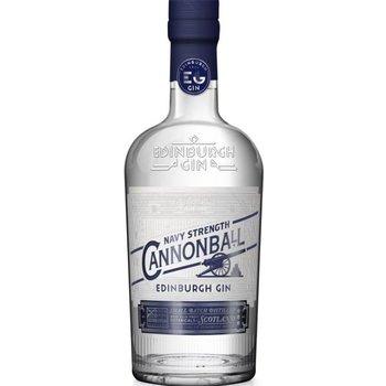EDINBURGH CANNONBALL GIN 0.70Ltr 57.2%