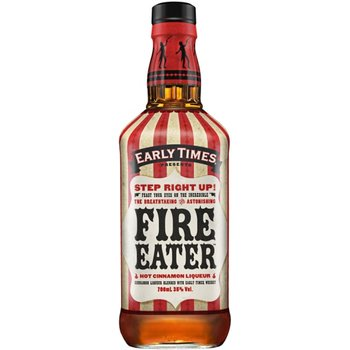 EARLY TIMES FIRE EATER 0.70 Ltr 35%
