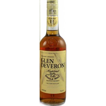 GLEN DEVERON 12 YEARS 0.70Ltr 40%