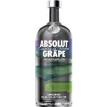 ABSOLUT GRAPE 1 Ltr 40%