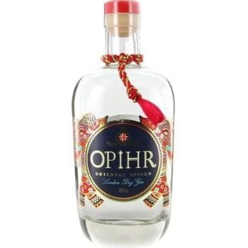 OPIHR ORIENTAL SPICED LONDON DRY GIN 0.70 Ltr 42.5%