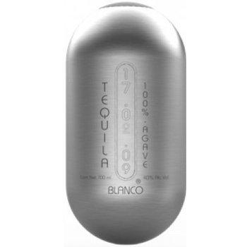 17.02.09 ORGANIC BLANCO 100 % AGAVE 0.70 Ltr 40%