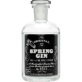 SPRING GIN BLACK PEPPER 0.50 Ltr 41.3%