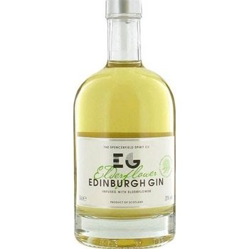EDINBURGH ELDERFLOWER LIQUEUR 0.50 Ltr 20%