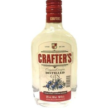 CRAFTERS GIN 1 Ltr 38%