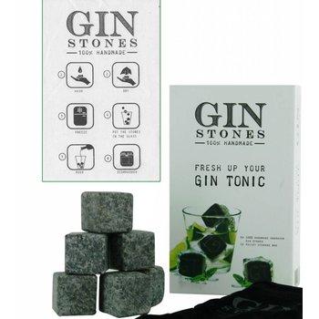 GIN STONES SQUARE 6 STENEN