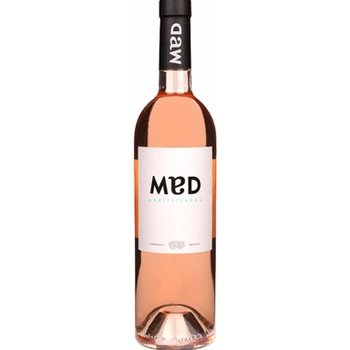 MED PROVENCE ROSE 2016 0.75 Ltr 12.5%