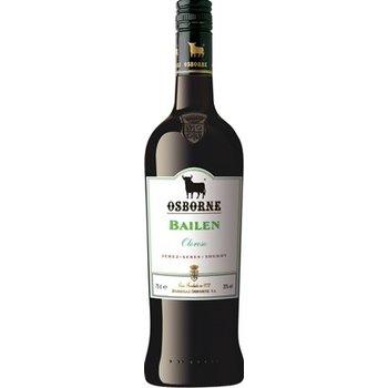 OSBORNE SHERRY BAILEN OLOROSO 0.75 Ltr 20%