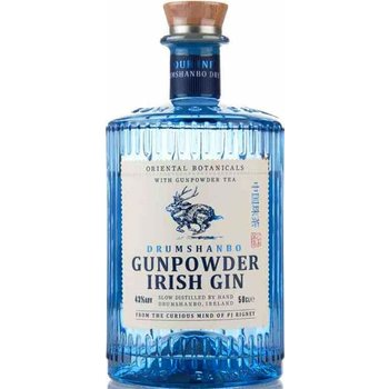 DRUMSHANBO GUNPOWDER IRISH GIN 0.50 Ltr 43%
