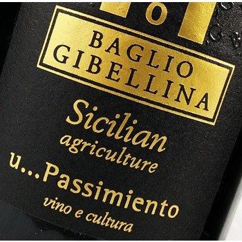 BAGLIO GIBELLINA U PASSIMIENTO 2015 0.75 Ltr 13.5%