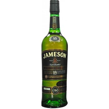 JAMESON 18 YEARS 0.70 Ltr 40%