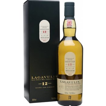 LAGAVULIN 12 YEARS 0.70 Ltr 56.8%