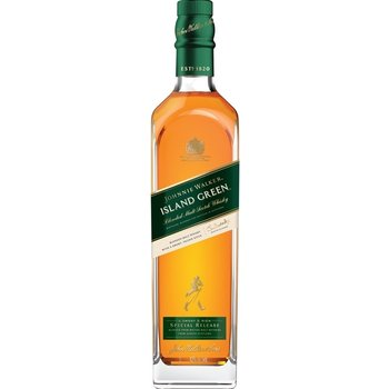 JOHNNIE WALKER ISLAND GREEN 1 Ltr 43%