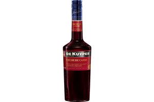 DE KUYPER CREME DE CASSIS 0.70 LTR 15%