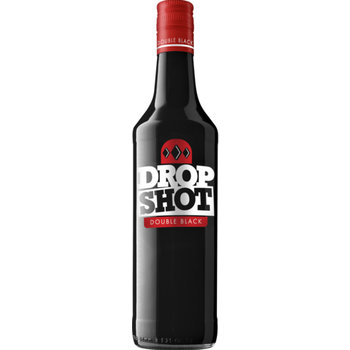 DE KUYPER DROPSHOT DOUBLE BLACK 0.70 LTR 24%