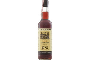JEFFERSON'S 1785 EXTRA FINE DARK 0.70 Ltr 40% Antigua