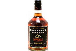 CHAIRMAN'S RESERVE SPICED 0.70 Ltr 40%