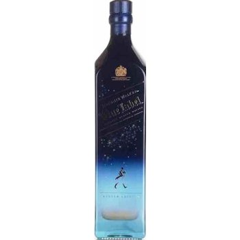 JOHNNIE WALKER BLUE LABEL WINTER WONDERLAND 0.70 Ltr 40%