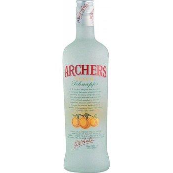 ARCHERS PEACH SCHNAPPS 1 Ltr 18%