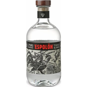 ESPOLON BLANCO TEQUILA 40% 0.70 Ltr