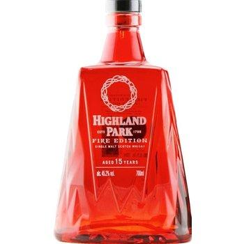 HIGHLAND PARK FIRE EDITION 45.2 0.70 LTR