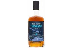 CANE ISLAND 8 YEARS SINGLE ESTATE TRINIDAD 43% 0.70 LTR