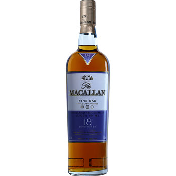MACALLAN 18 YEARS FINE OAK 0.70 LTR 43%