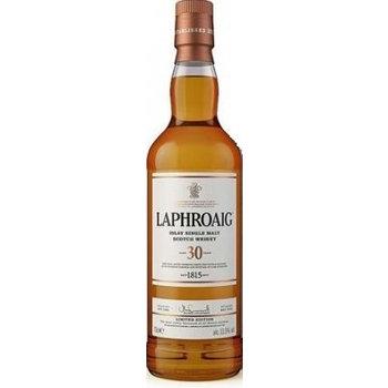 LAPHROAIG 30 YEARS CASK STRENGTH 0.70 Ltr 53.5%