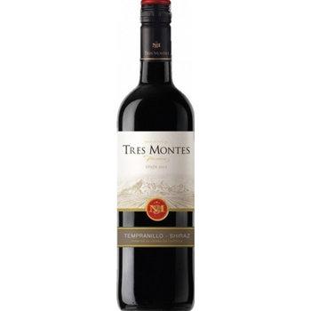TRES MONTES TINTO HIGH ALTITUDE TRES MONTES SPAIN 2015 0.75 Ltr 12%