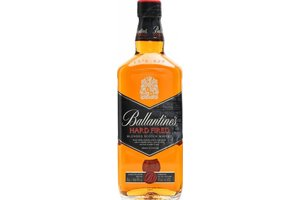 BALLANTINES HARD FIRED 0.70 LTR 40%