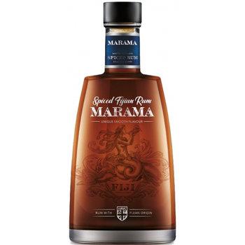 MARAMA SPICED FIJIAN RUM 0.70 LTR 40%