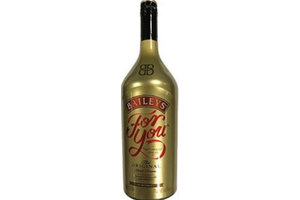 BAILEYS FOR YOU GOLD PACK 1 Ltr 17%