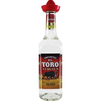 TEQUILA EL TORO SILVER 0.70 LTR 38%
