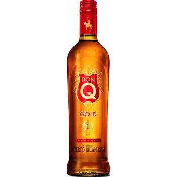 DON Q GOLD 0.70 LTR 40%