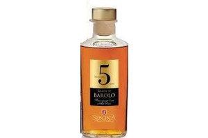 SIBONA BAROLO AGED 5 YEARS 0.50 LTR 44%