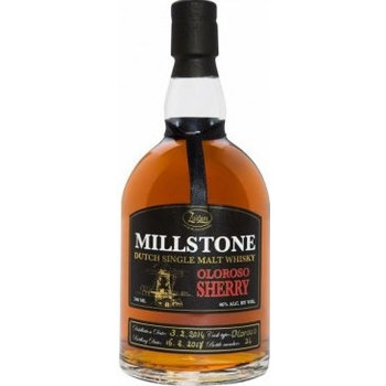 MILLSTONE OLOROSO SHERRY 0.70 Ltr 46%