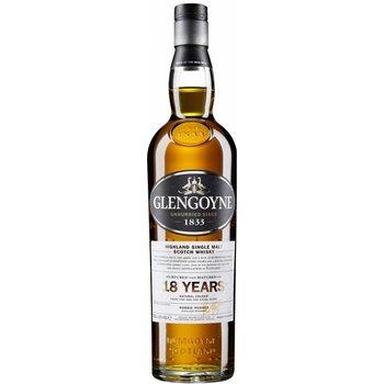 GLENGOYNE 18 YEARS 0.70 LTR 43%