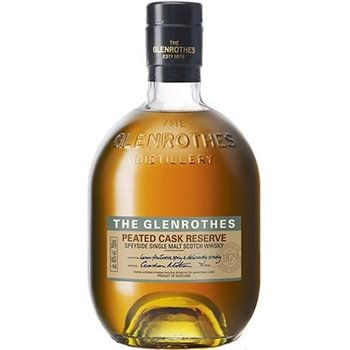 GLENROTHES PEATED CASK RESERVE 0.70 LTR 40%